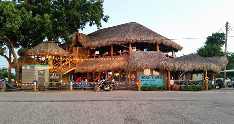Come enjoy our upstairs Palapa Bar this evening!